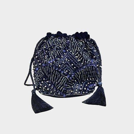 Bolsa Spike Azul