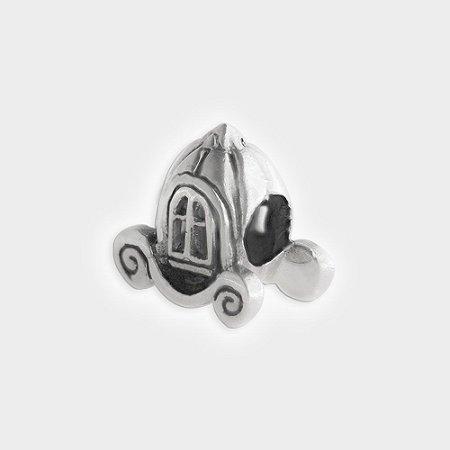 Charm Carruagem em Prata 925