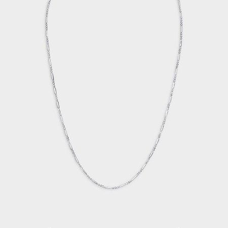 Corrente Canutilho em Prata 925
