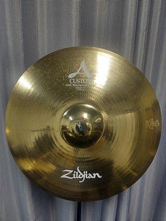 Zildjian A Custom 20 th Anniversary Medium Thin Ride 21''