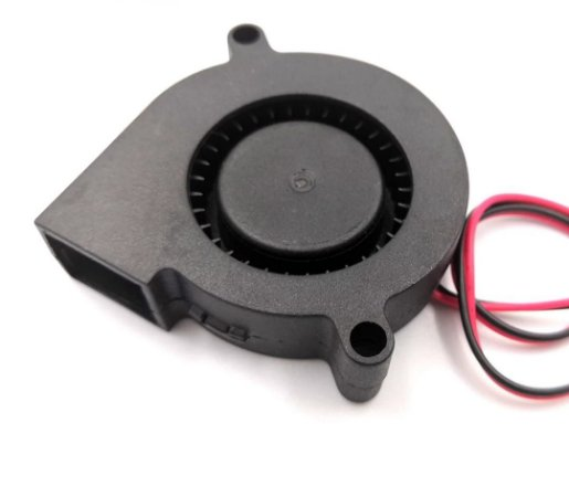 Cooler Radial 5015 24V