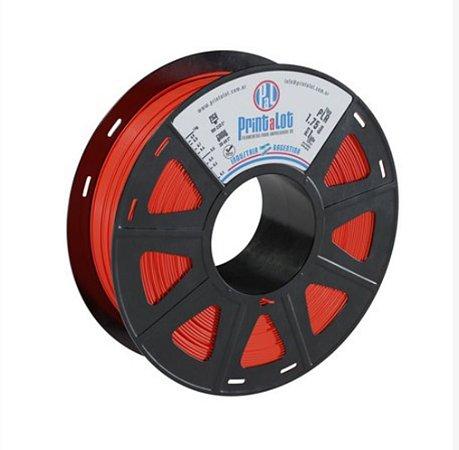 PLA vermelho 1,75mm