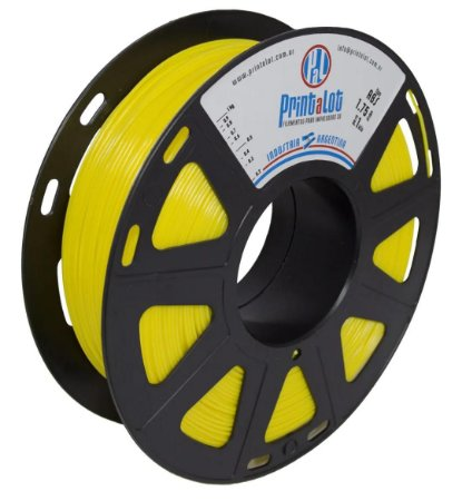 ABS amarelo 1,75mm