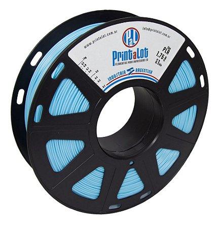 PLA Azul Celeste 1.75 mm