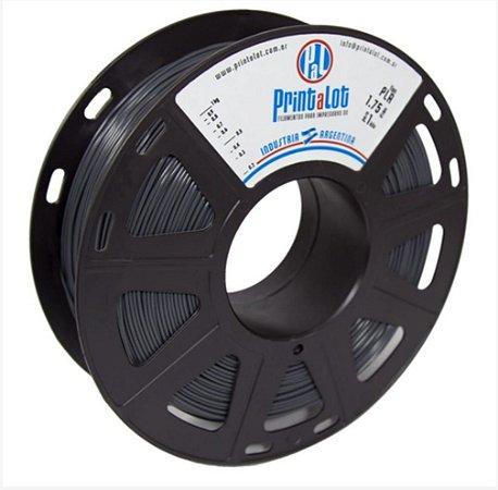 PLA Cinza Escuro 1,75mm (1kg)