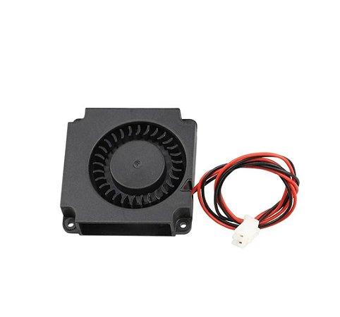 Cooler radial 4010DC Rolamentado 24V