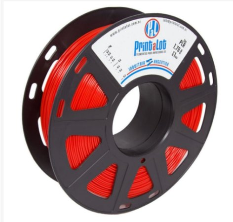 PLA Vermelho 1.75mm