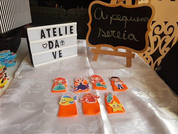 Kit Dedoche - Ariel