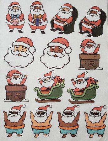 Para Fecha treco - Papai Noel