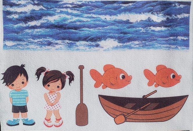 Musical - A canoa virou