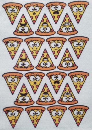 Pizza - Para clips
