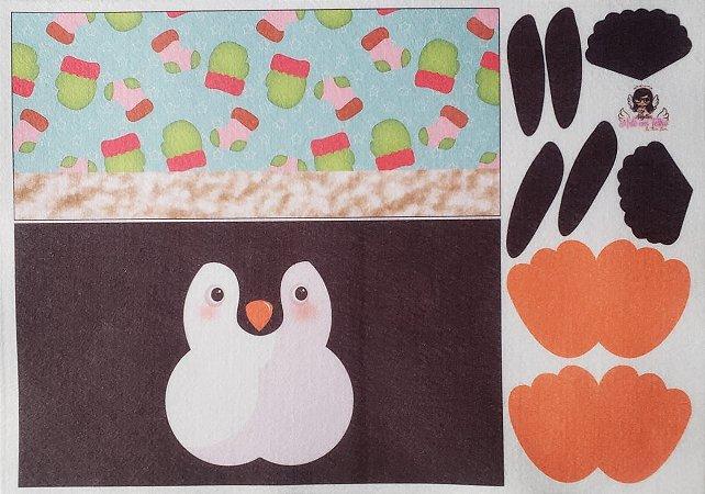 Pinguim Dorival Porta Doce 6