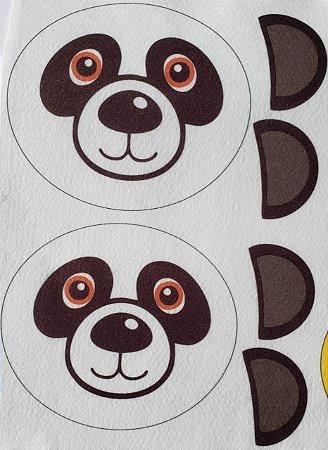 Aquecedor de Ouvido Panda