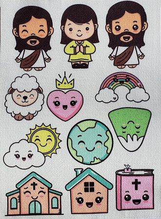 Jesus e a Menina