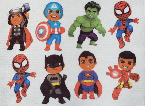 Super-heroi 1