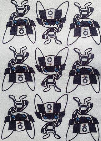 Mascote Tokio 1