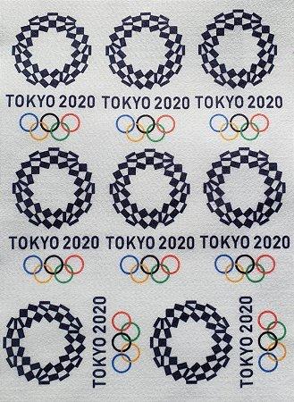Símbolo Olimpíada Tokio