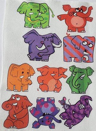 Os Elefantes incomodam