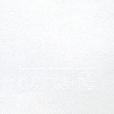 Feltro Liso Santa Fé Branco 100x140cm