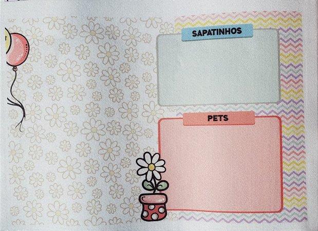Livro- Bonequinhos de vestir Sapatinhos e Pets