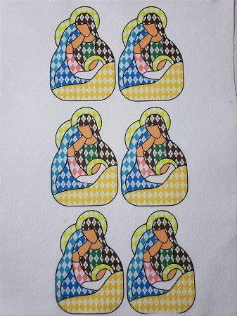 Sagrada Família Patchwork 2