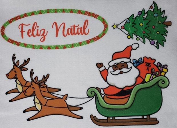 Aplique para Guirlanda - Natal 2