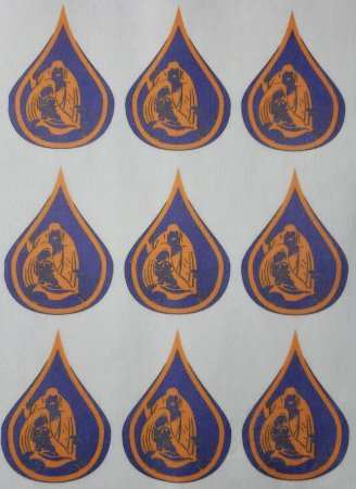 Gotinha Sagrada Família 4