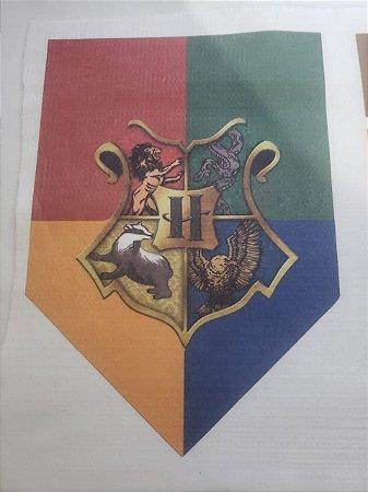 Flamula Harry Potter 4 escolas