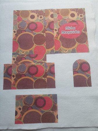 Capa para Maquininha de Cartão de Credito 7