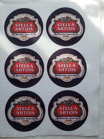 Porta copo Stella Artois