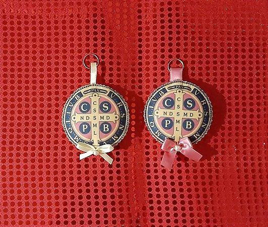 Medalha São Bento 6 estampas