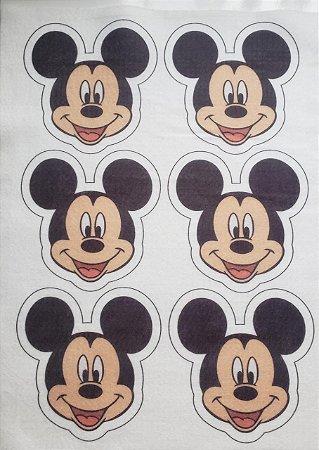 Mickey com Contorno