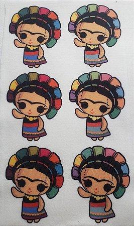 Frida Fridinhas cute - 2 tons