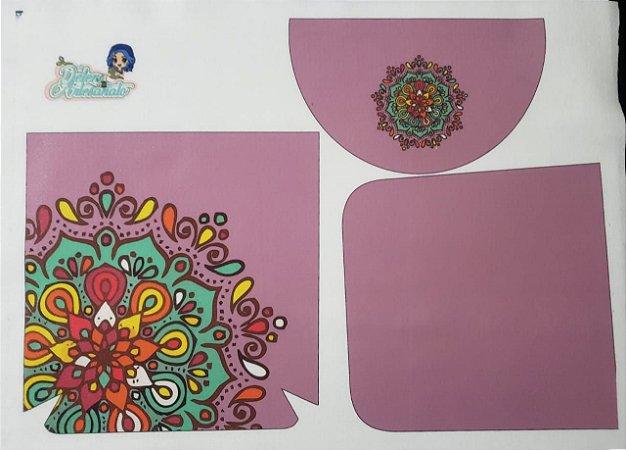Bolsa / Mochila Mandala