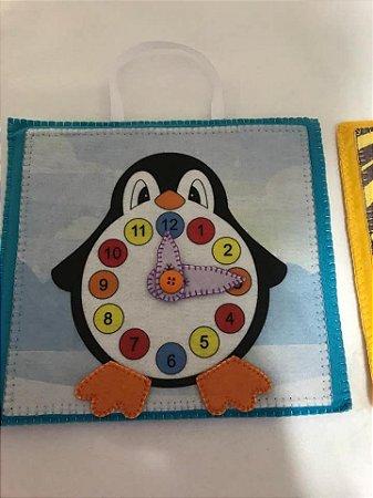 Livro Didático - Pinguim