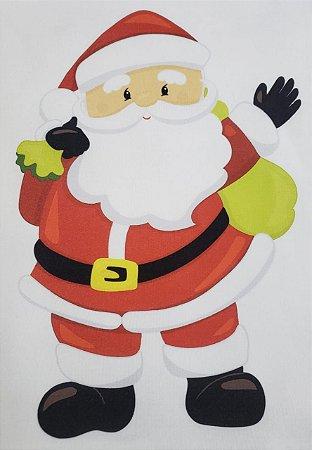 Papai Noel com Saco de Presente