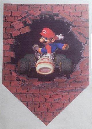 Flamula  Mario Kart