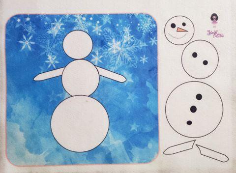 Livro Didático - Boneco de neve