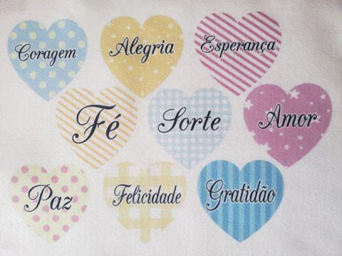 Coração colorido 2- 2