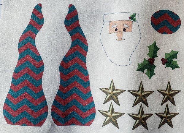 Papai Noel enfeite de mesa 2