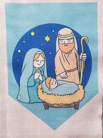 Flamula sagrada Família Azul