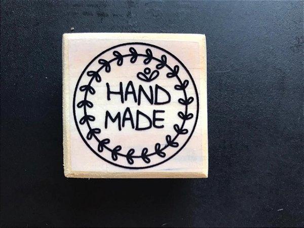 Carimbo Hand Made 4x4