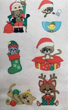 Kit pets de Natal Iolanda Cristina