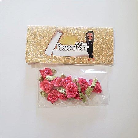 Flor de Rococó Pink