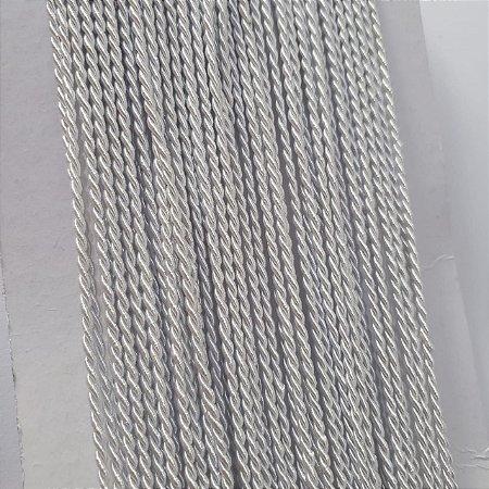 Cordão de São Francisco 2mm Branco