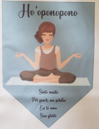 Flamula Ho' oponopono meditação 2