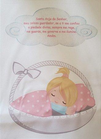 Santo Anjo menina 5