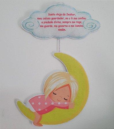 Santo Anjo menina 1