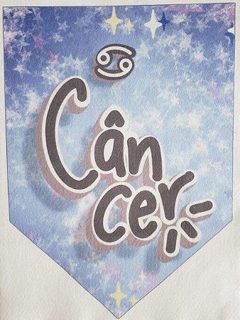 Flamula Signo Câncer
