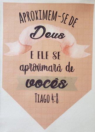 Flamula Aproxime-se de Deus
